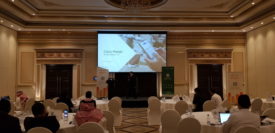 AlJammaz & Cisco organised the Cisco Partners Channel Summit